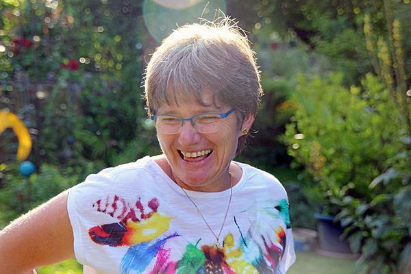 Christine Stadler - Lebensfreude